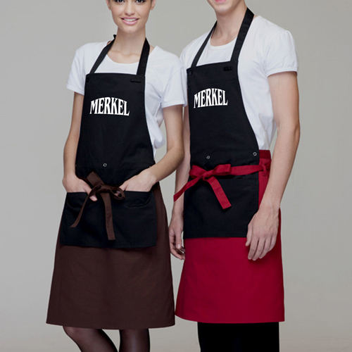 Cooking Hanging Neck Aprons Image 1