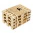 Simulation Mini Wood Pallet Coasters