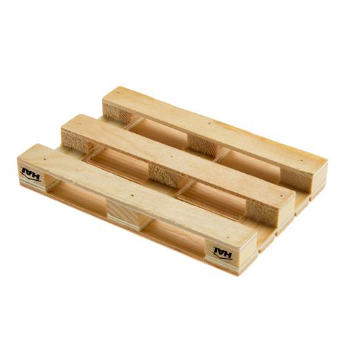 Simulation Mini Wood Pallet Coasters Image 2