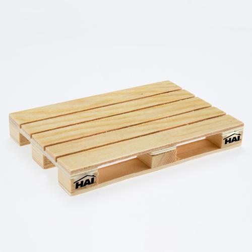 Simulation Mini Wood Pallet Coasters Image 5