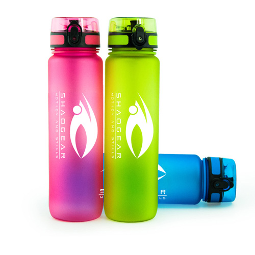 Sporty 500ML Water Bottle With Handy Strap