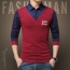False Two Fashion Mens Shirts Image 2