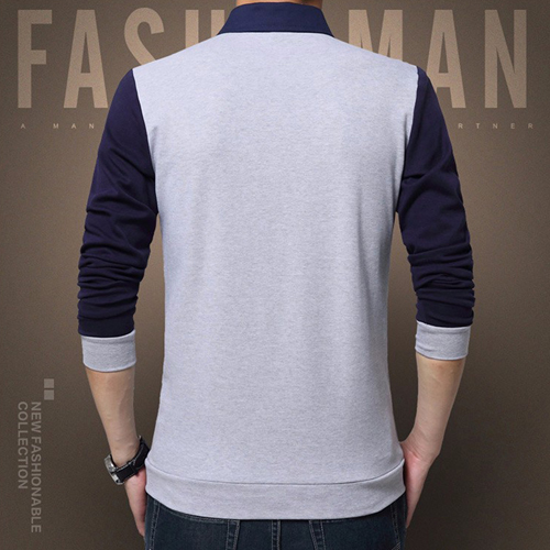 False Two Fashion Mens Shirts Image 5