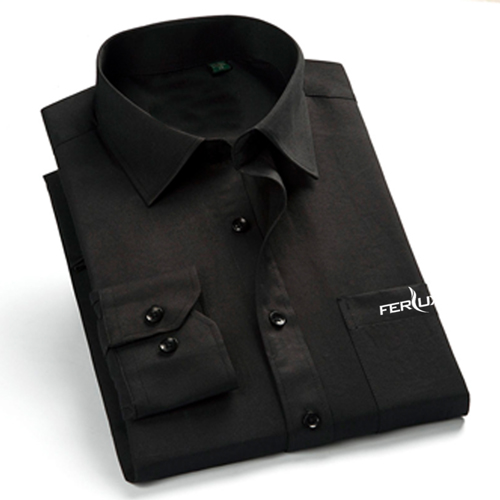 Long Sleeve Mens Business Formal Shirts Image 4