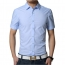 Short Sleeve Casual Summer Slim Fit Shirt