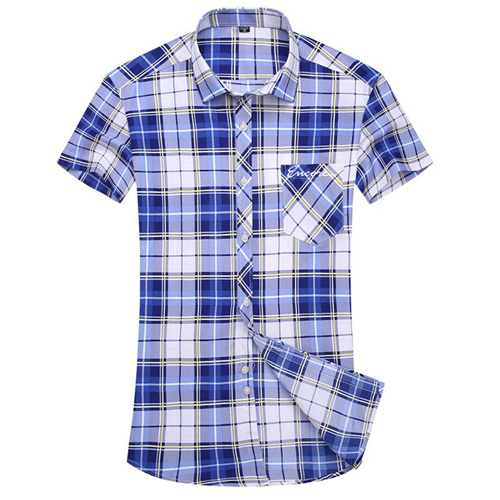 Slim Fit Stylish Striped Dress Shirts
