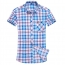Slim Fit Stylish Striped Dress Shirts Image 1