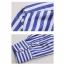 Striped Fashion Mens Dress Shirts Image 3