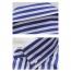 Striped Fashion Mens Dress Shirts Image 4