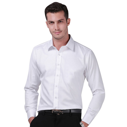 Long Sleeve Twill Dress Shirts