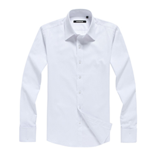 Long Sleeve Twill Dress Shirts Image 1