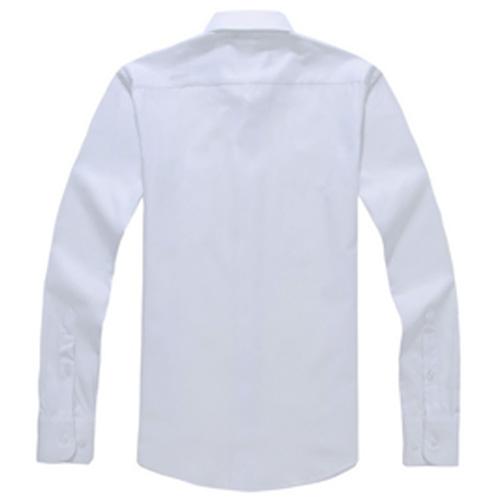 Long Sleeve Twill Dress Shirts Image 2