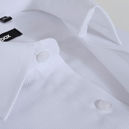 Long Sleeve Twill Dress Shirts Image 3