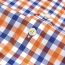 Lightweight Short Sleeve Plaid Striped Shirts Image 4