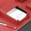 Chrome Plated Desk Pad Set Image 3