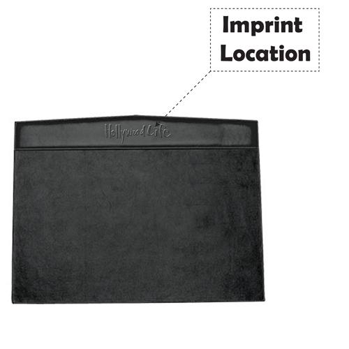Large Soft Napa Desk Pad Imprint Image