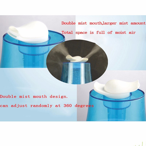 Large Capacity Ultrasonic Air Humidifier Image 2
