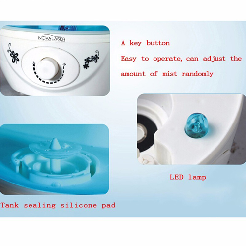 Large Capacity Ultrasonic Air Humidifier Image 3