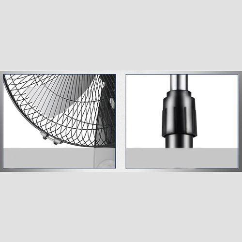 Mechanical Desktop Shaking Head Stand Fan Image 2