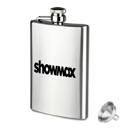 Stainless Steel 10 Oz Hip Flask