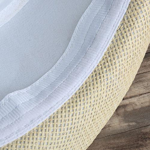 Fashionable Unisex Straw Hat Image 4