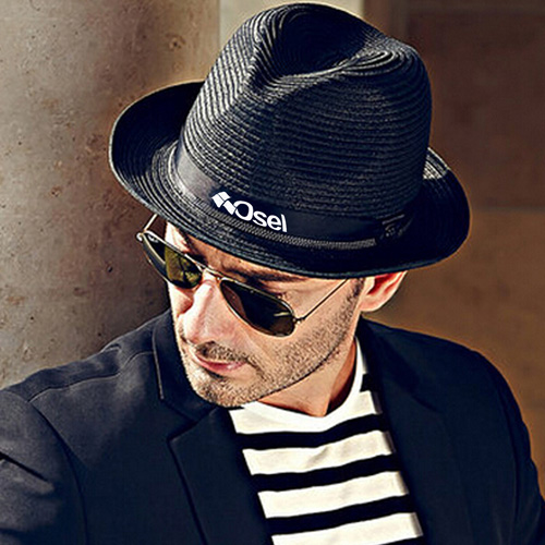 Casual Unisex Outdoor Straw Hat Image 5