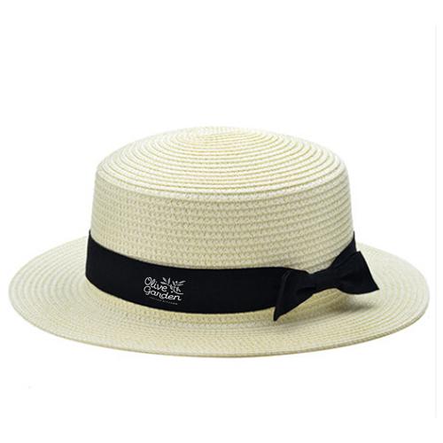 Foldable Womens Straw Hat