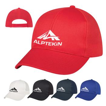 قبعة فليكسفيت بخلفية شبكية