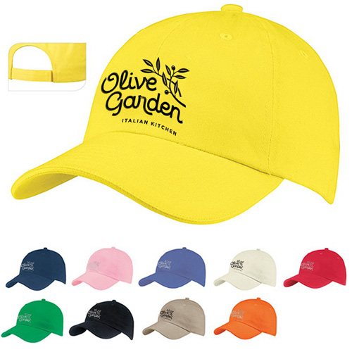 Six-Panel Front Runner Cap