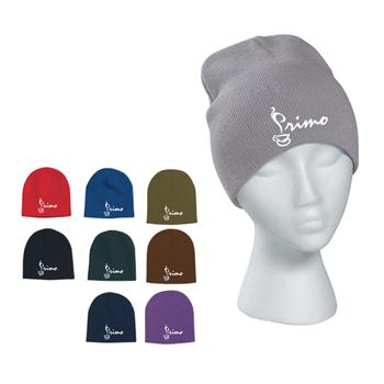 Acrylic Knitted Beanie Cap
