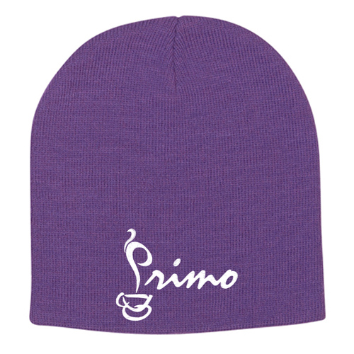 Acrylic Knitted Beanie Cap Image 5