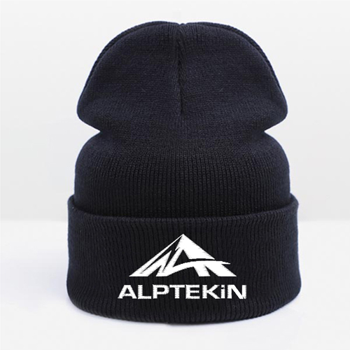 Winter Solid Knitted Beanie