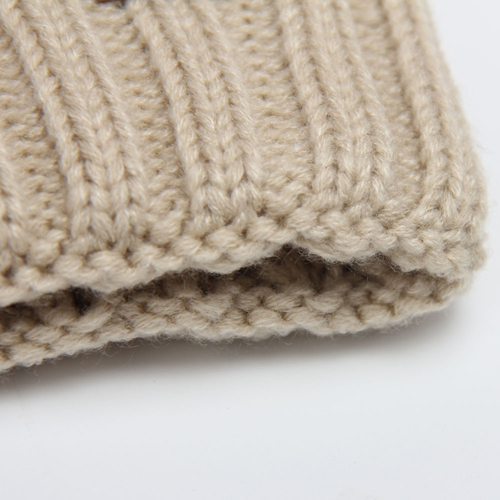 Cable Knitted Winter Beanie Image 5
