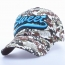 Fashionable Cotton Camouflage Cap Image 1