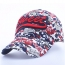 Fashionable Cotton Camouflage Cap Image 6