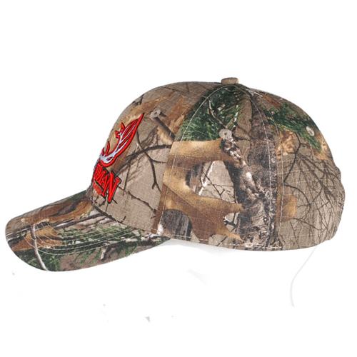 Outdoor Jungle Camouflage Cap Image 3