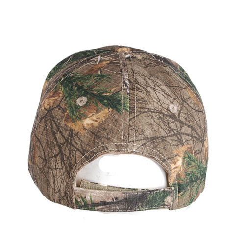 Outdoor Jungle Camouflage Cap Image 4