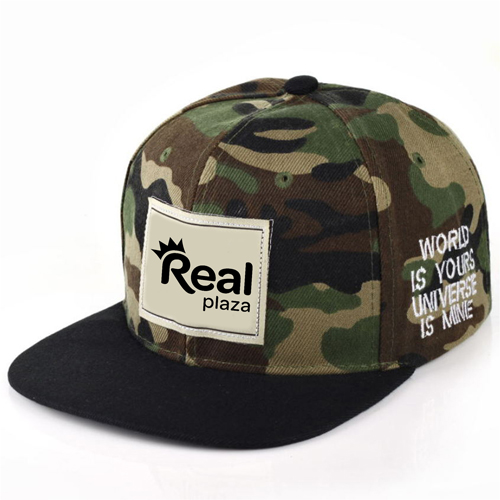 Mens Hip Hop Camouflage Caps