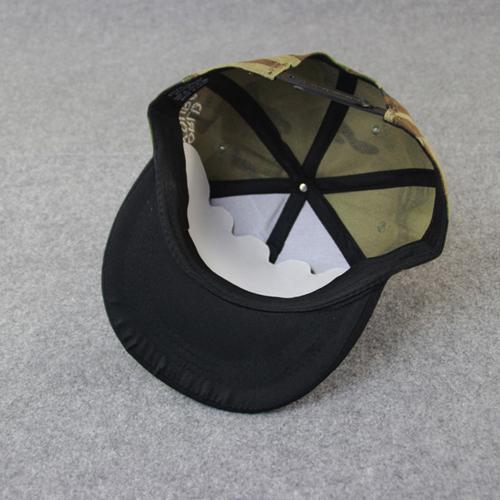Mens Hip Hop Camouflage Caps Image 2
