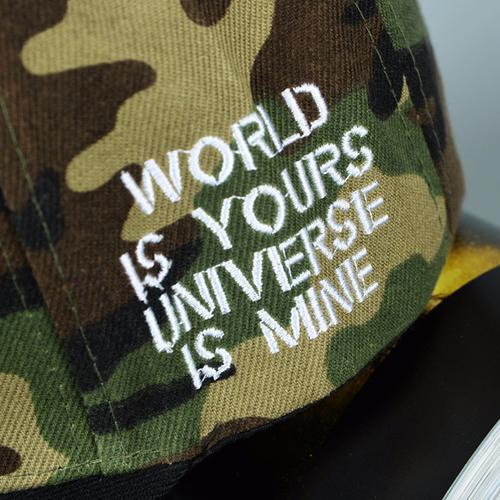 Mens Hip Hop Camouflage Caps Image 4