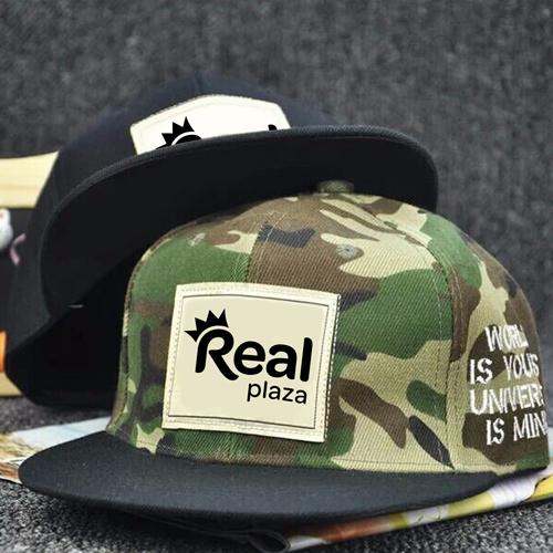 Mens Hip Hop Camouflage Caps Image 5