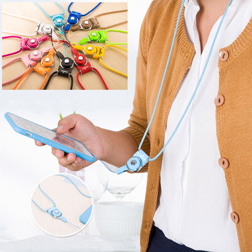 Multifunctional Mobile Phone Cord Neck Strap