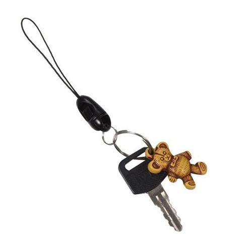 Detachable Buckle Swivel J Hook Lanyard Image 4