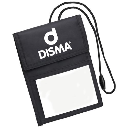 Neck ID Wallet Badge Holder