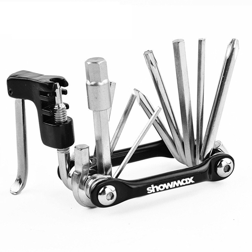 Multifunction Cycling Repair Tools Kit Image 1