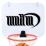 Basketball Door Hoop Set Image 1