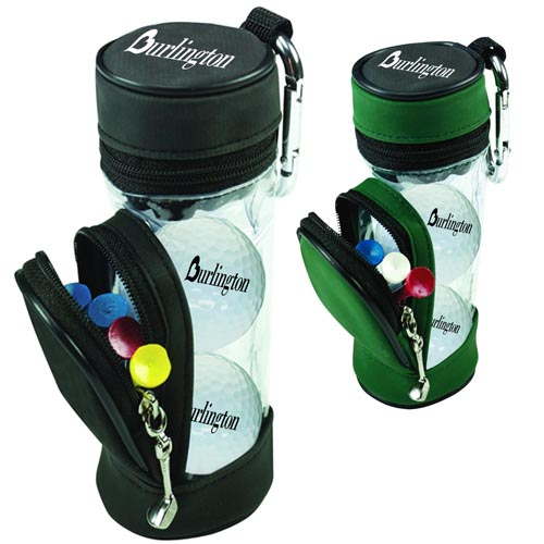 Portable Metal Carabiner Golf Bag