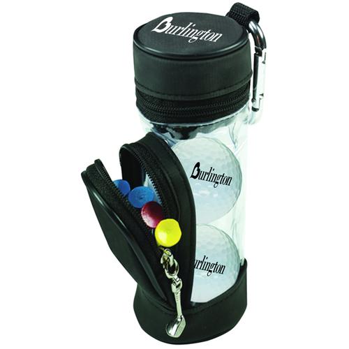Portable Metal Carabiner Golf Bag Image 1