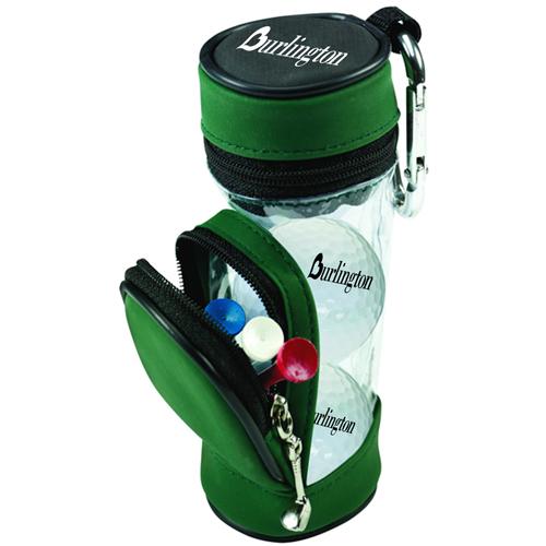 Portable Metal Carabiner Golf Bag Image 2