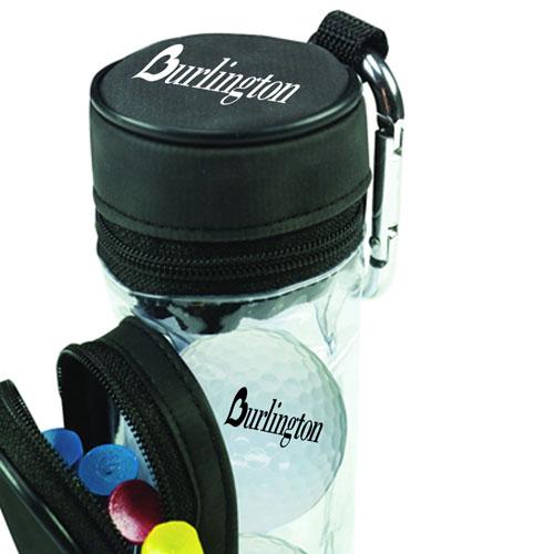 Portable Metal Carabiner Golf Bag Image 4